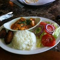 Photo taken at Back to Cuba Café by Julie W. on 10/29/2012