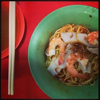 Photo taken at Bukit Merah View Market & Food Centre by Victoria C. on 3/23/2013