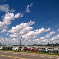 Photo taken at MSP Airport Cell Phone Lot by @24K on 6/29/2014