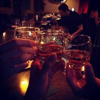 Photo taken at Double Helix Wine & Whiskey Lounge by David R. on 2/25/2013