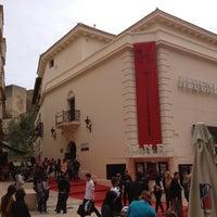 Photo taken at Cine Albéniz by Fernando R. on 4/20/2013