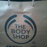 Photo taken at The Body Shop by Nabila Dinda P. on 3/30/2013