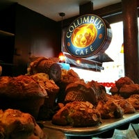 Photo taken at Columbus Café by Alice Z. on 12/1/2013