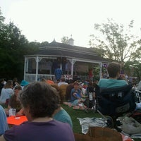 Photo taken at Bryn Mawr Gazebo by Drew S. on 6/22/2013