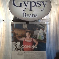 Photo taken at Gypsy Beans and Baking Company by Allen H. on 9/10/2013