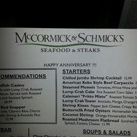 Photo taken at McCormick & Schmick's by Tim W. on 3/17/2013