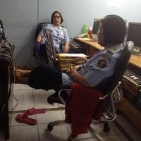 Photo taken at Kantor Imigrasi Kelas 1 Tangerang by Dewanti R. on 6/12/2014