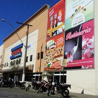 Photo taken at Carrossel Supermercados by Armindo M. on 5/26/2013
