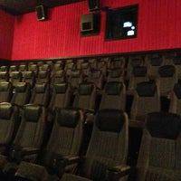 Photo taken at Regal Cinemas Ithaca Mall 14 by Abhi S. on 1/21/2013