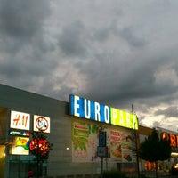 Photo taken at OC Europark by Martin C. on 6/23/2013