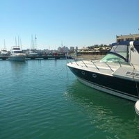 Photo taken at Mersin Marina by Enes D. on 10/14/2012