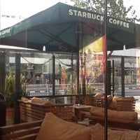 Photo taken at Starbucks by Adlin S. on 11/17/2012