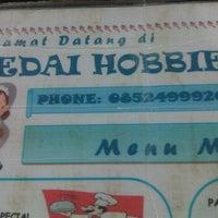Photo taken at Hobbies Minggu Raya Banjarbaru by Kartikanvia on 12/13/2012