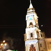 Photo taken at metro Gostiny Dvor by NICK M. on 12/19/2012
