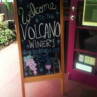 Photo taken at Volcano Winery by Kawena D. on 4/5/2013