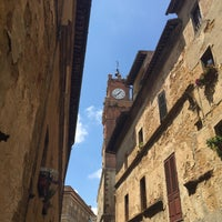 Photo taken at Pienza by Uliana M. on 6/6/2016