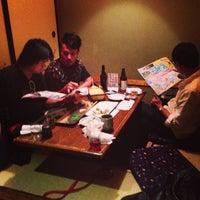 Photo taken at Kibune Sushi by yu k. on 8/31/2013