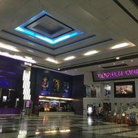 Photo taken at Coliseum Paradise Cineplex Phuket by AorPG R. on 5/7/2016