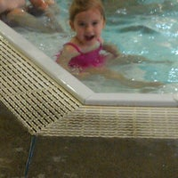Photo taken at Mountlake Terrace Pool by Indi G. on 6/9/2013