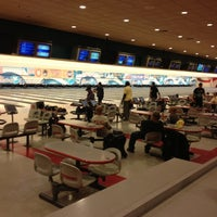Photo taken at Orleans Bowling Center by Wayne O. on 10/17/2012