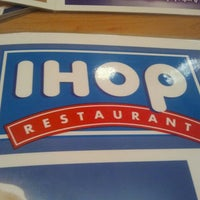 Photo taken at IHOP by Alice J. on 9/17/2012