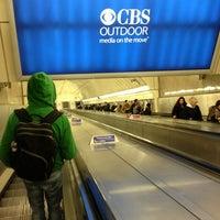 Photo taken at Angel London Underground Station by Gordon C. on 12/20/2012