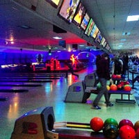 Photo taken at Memory Lanes and the Flashback Cafe by Jesse W. on 4/23/2013