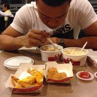 Photo taken at KFC by Q on 3/17/2014