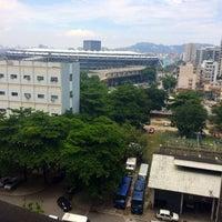 Photo taken at Faculdade de Direito by Claudia R. on 1/6/2015