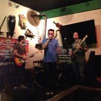 Photo taken at O'Shea's Irish Pub by Kim L. on 12/30/2012