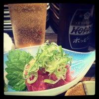 Photo taken at 勘ちゃん村 by Shogo I. on 11/10/2012