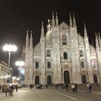 Photo taken at Palazzo dei Giureconsulti by Konstantin M. on 4/26/2013