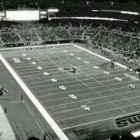Photo taken at The Dome at America's Center by Jason P. on 12/2/2012