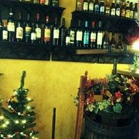 Photo taken at Mangia Italiana by Jenny Lynn L. on 11/23/2012