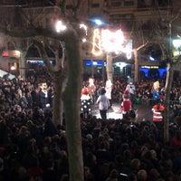Photo taken at Sa Pobla by Maria E. on 1/16/2014