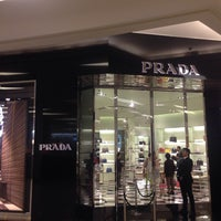 Photo taken at Prada by 小马哥 A. on 2/27/2015