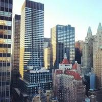 Photo taken at 747 Third Avenue by Derrick F. on 10/21/2013