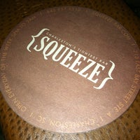 Photo taken at Squeeze by Jillian P. on 1/25/2013