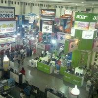 Photo taken at Jogja Expo Center (JEC) by Chepy S. on 6/10/2013