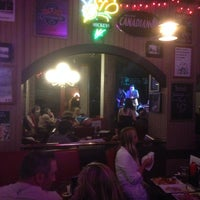Photo taken at Pat's Pub by Guillaume T. on 6/22/2014