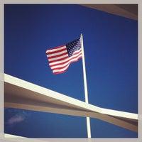 Photo taken at USS Arizona Memorial by Brandon G. on 12/27/2012