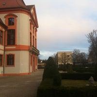 Photo taken at Katholische Universität Eichstätt by Florian B. on 1/17/2014