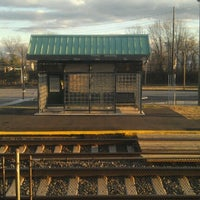 Photo taken at SEPTA Eddystone Station by Donald S. K. on 12/18/2012