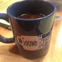 Photo taken at Sound Bites by Nicole C. on 2/24/2013