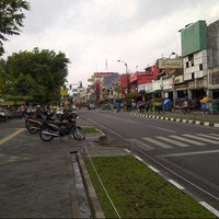 Photo taken at Malioboro Jogja by Ekow B. on 8/1/2014