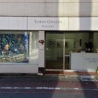 Photo taken at Tobin Ohashi Gallery by Daichi Y. on 2/10/2013