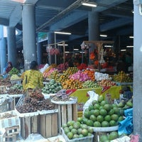 Photo taken at Pasar Tawangmangu by Rangga J. on 12/25/2012