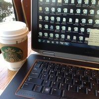 Photo taken at Starbucks by Jennifer on 2/27/2013