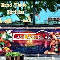 Photo taken at Las Cazuelas Restaurant by Leonardo D. on 5/18/2013