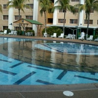 Photo taken at Hotel Aqua Vi Suites by Ruben M. on 12/7/2012